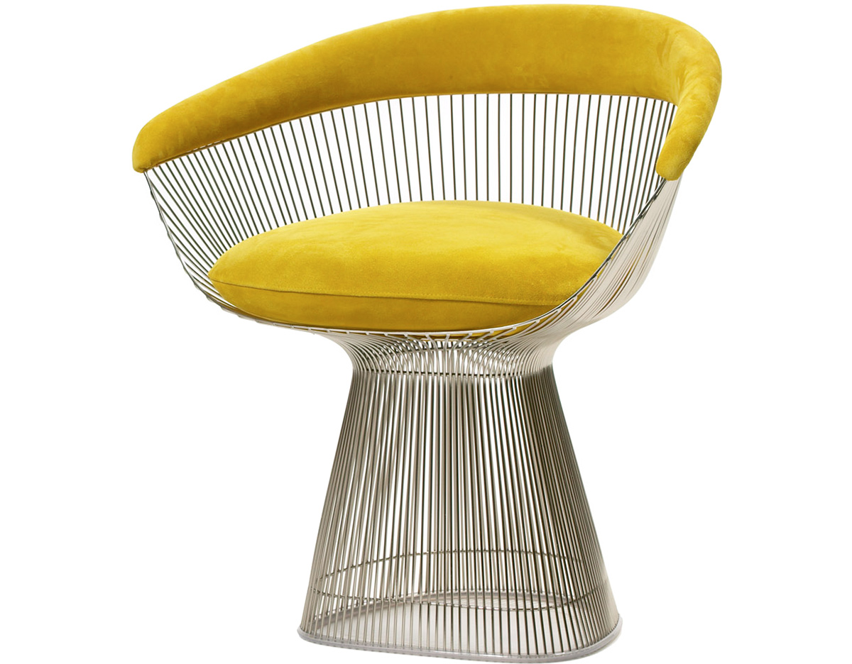 Platner Arm Chair Hivemoderncom