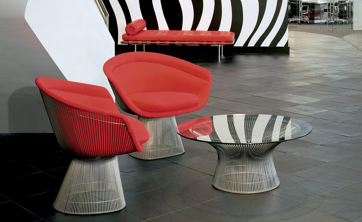 Platner Lounge Chair Hivemodern Com
