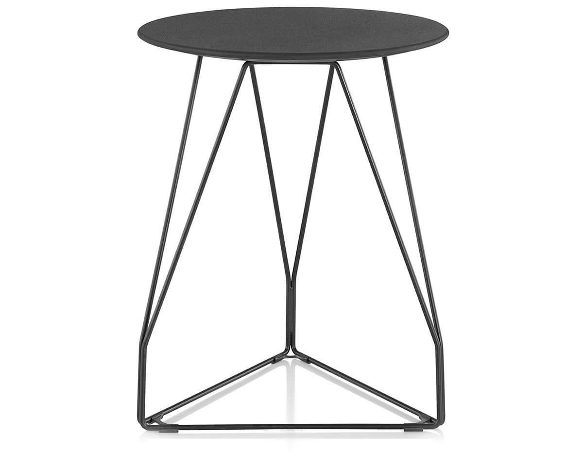 Polygon Wire Table Round