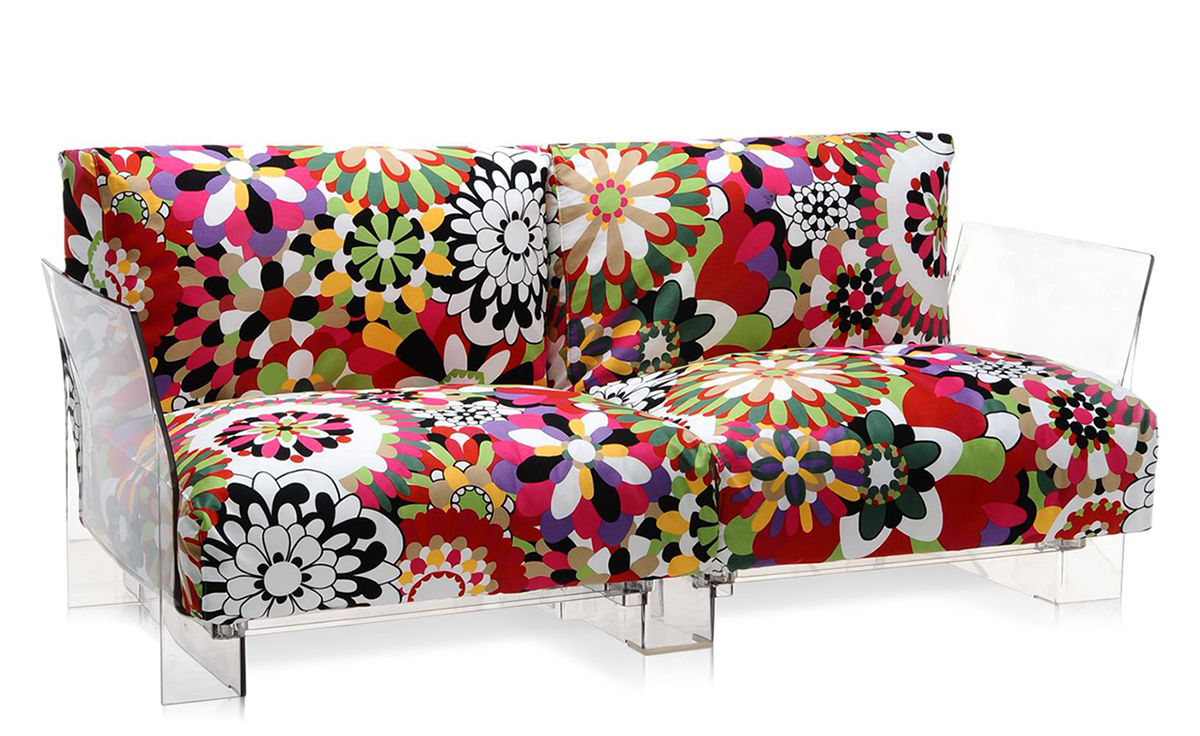 Pop Missoni 2 Seat Sofa