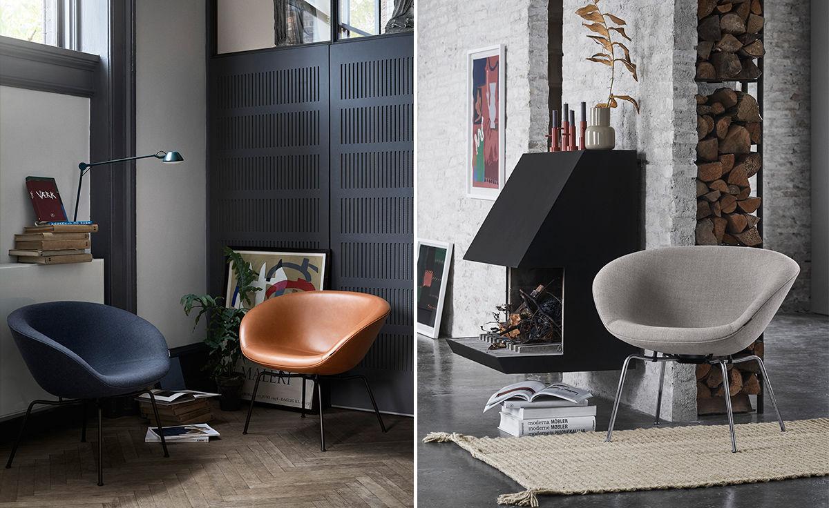 Pot Lounge Chair Hivemodern Com