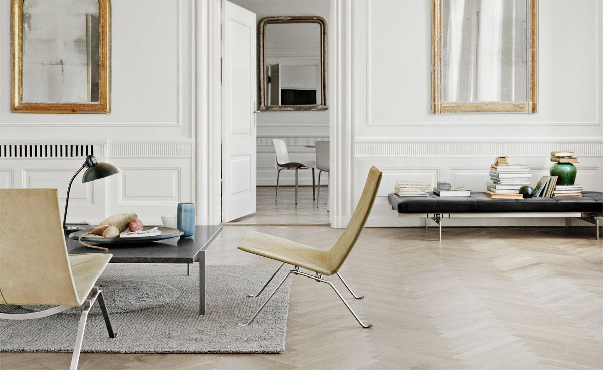 Poul Kjaerholm Pk22 Chair Hivemodern Com