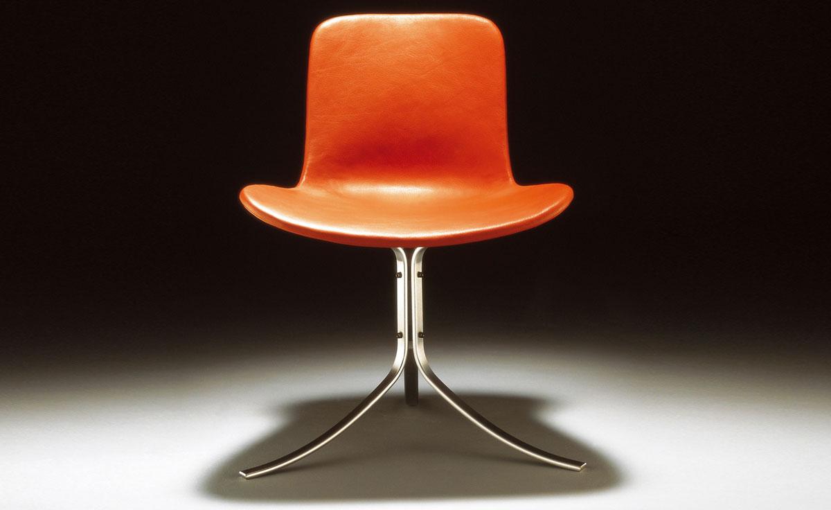 Poul Kjaerholm Pk9 Chair Hivemodern Com