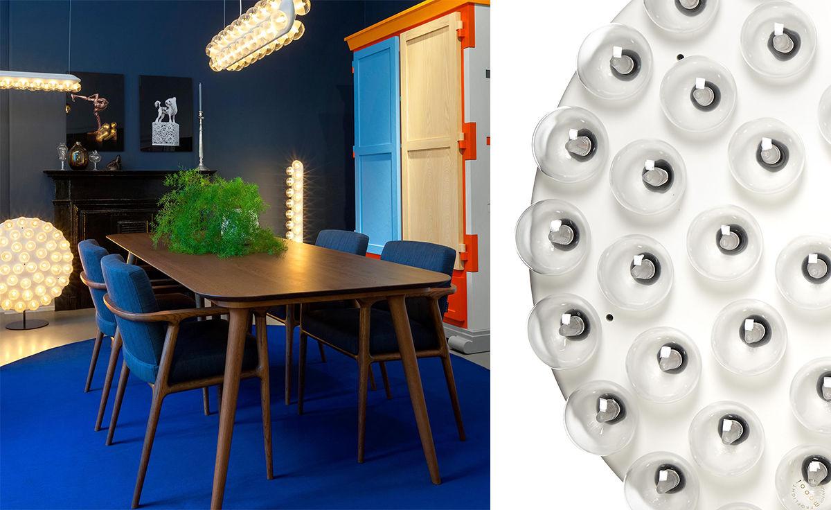 Prop Light Round Floor Lamp Hivemodern Com