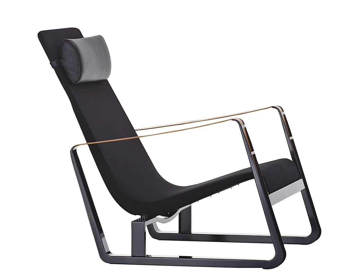 prouv cit lounge chair. Black Bedroom Furniture Sets. Home Design Ideas