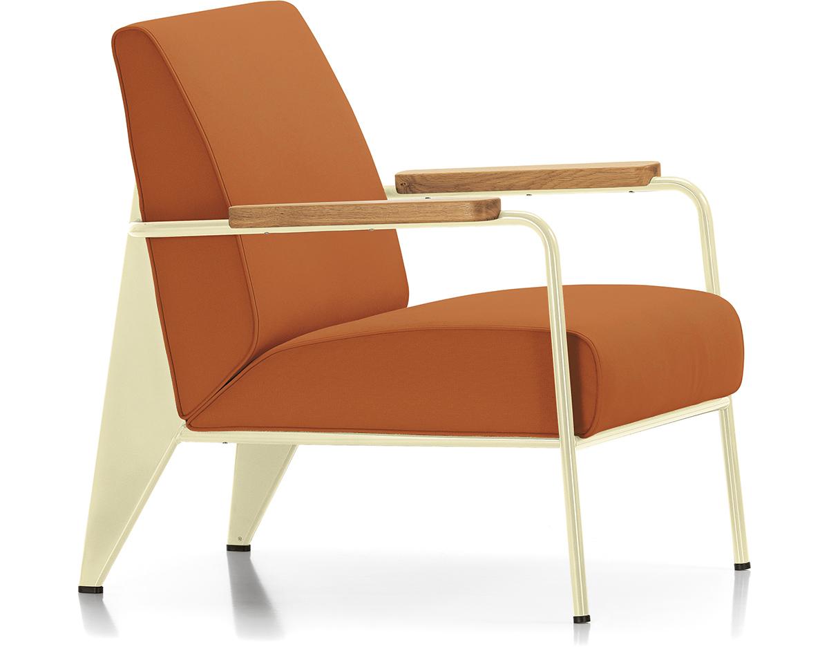 prouv fauteuil de salon lounge chair. Black Bedroom Furniture Sets. Home Design Ideas
