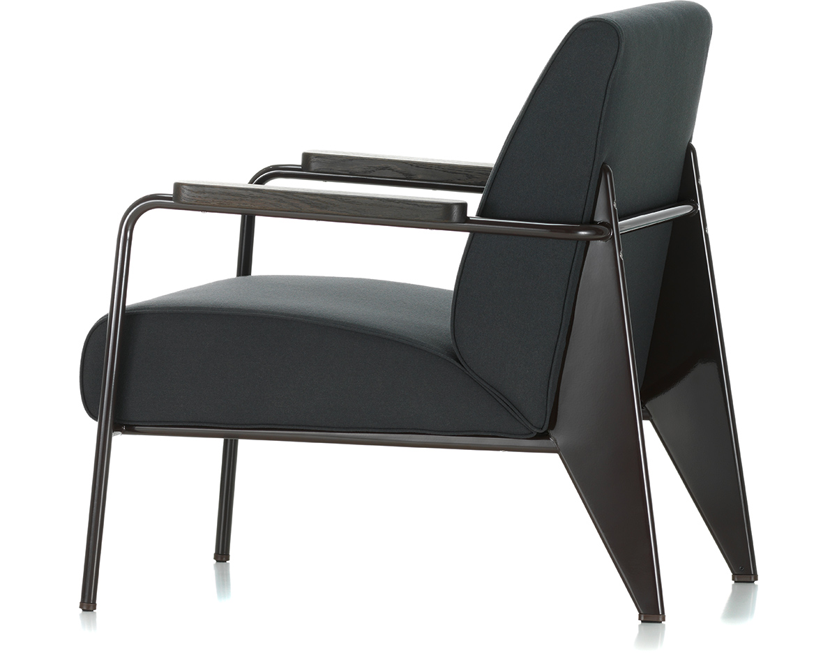 prouv fauteuil de salon lounge chair