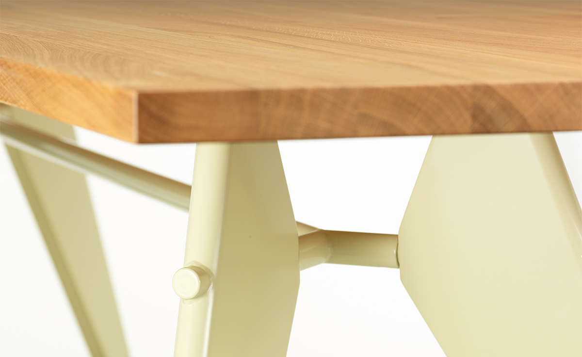 Prouv em table - Table basse jean prouve ...