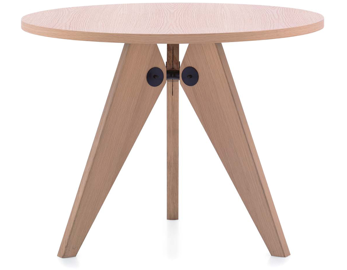 Prouv gu ridon table - Table basse jean prouve ...