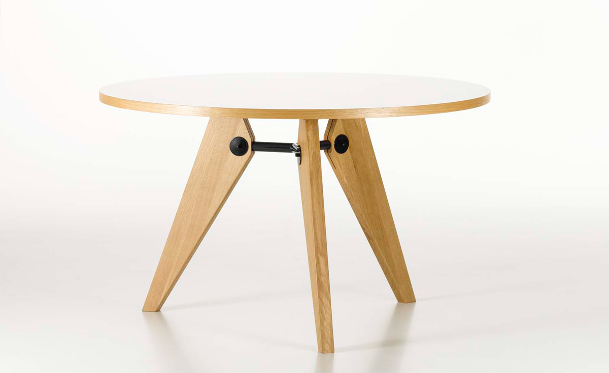 Prouv 233 Gu 233 Ridon Table Hivemodern Com