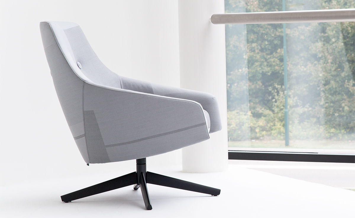 Puk Low Lounge Chair hivemodern