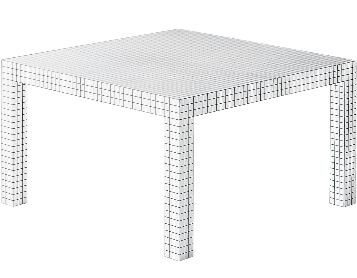 Quaderna 2600 Table Hivemodern Com