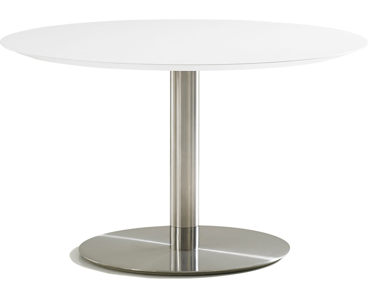 Quiet Round Work Table Hivemoderncom - Standing height work table