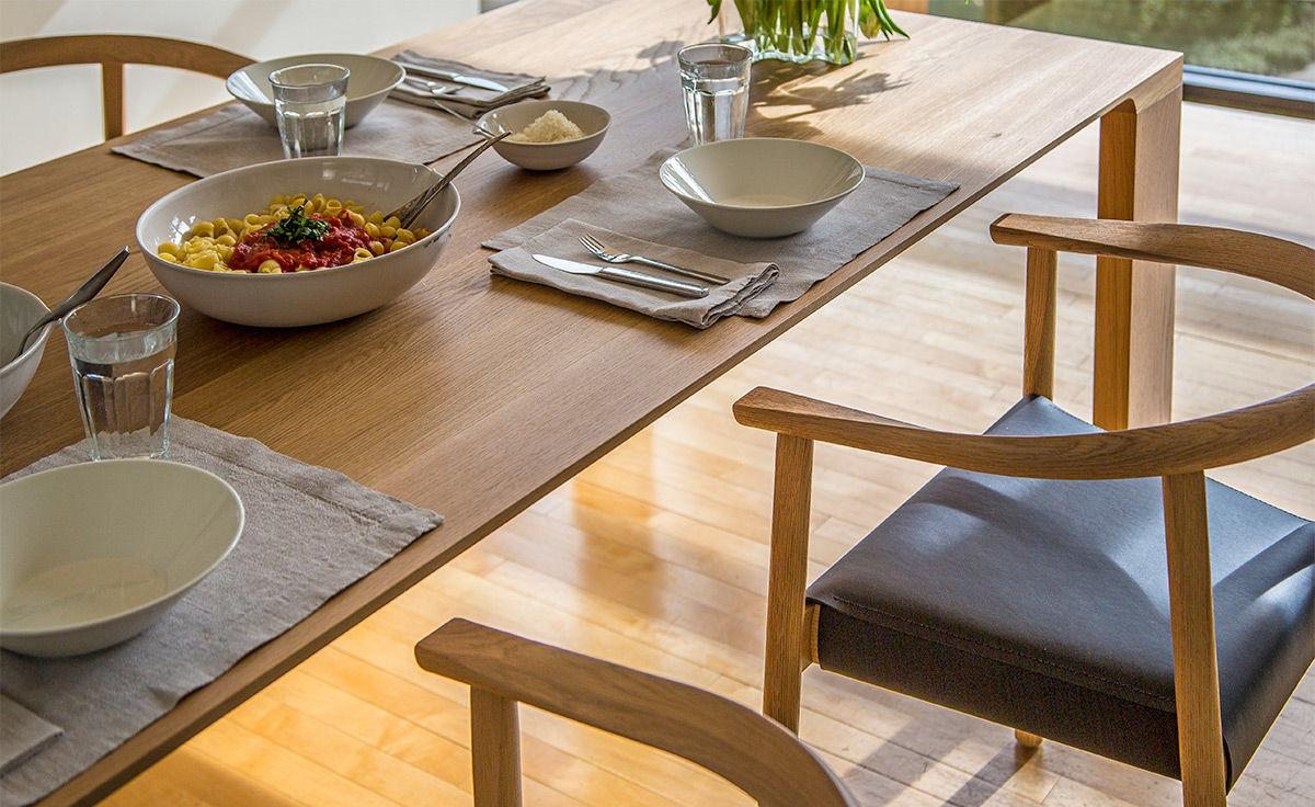Radius Dining Table Hivemodern Com