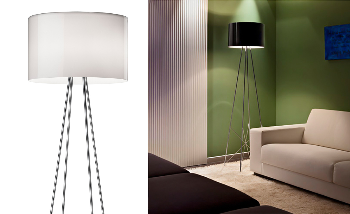 Ray Floor Lamp Hivemodern Com