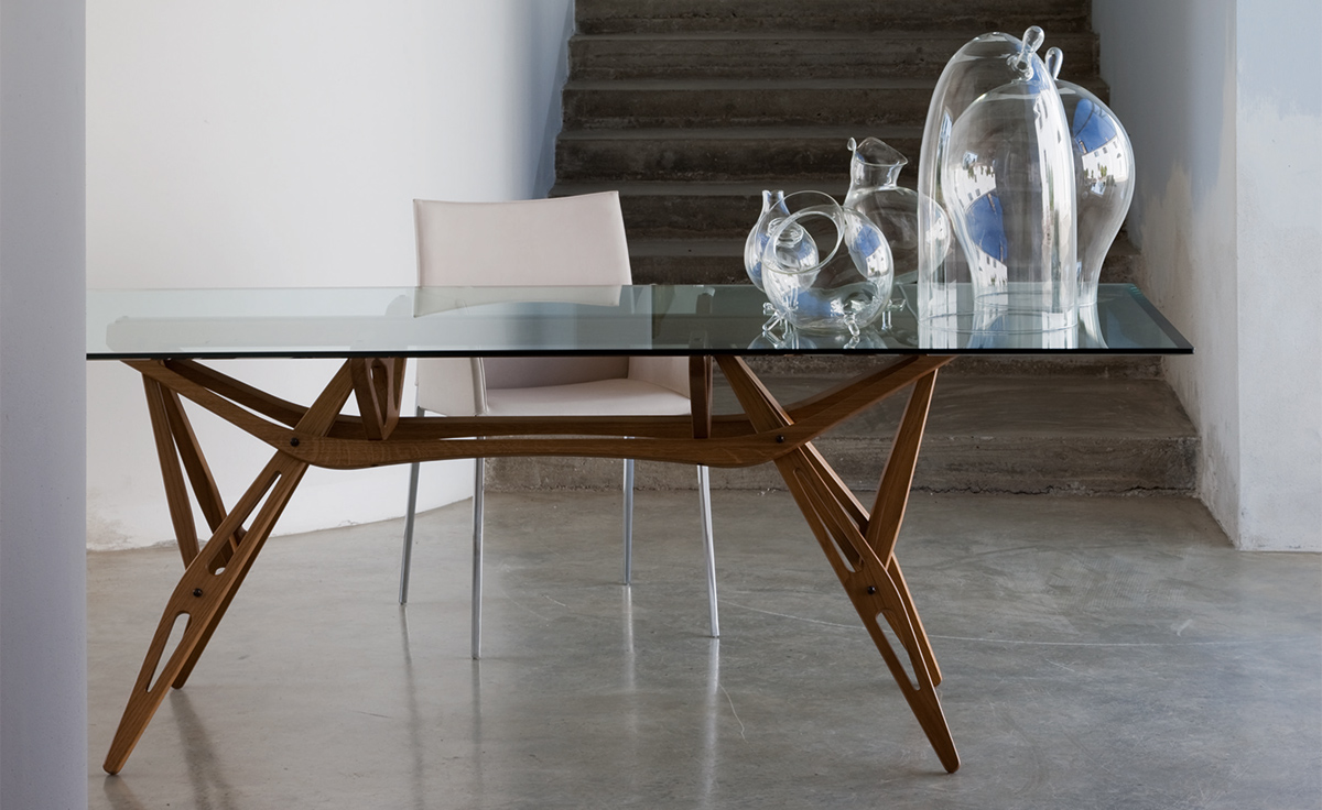 Carlo Mollino Reale Table