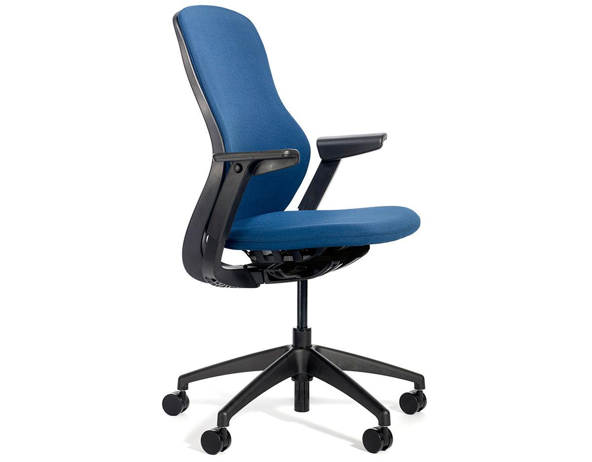 regeneration fully upholstered work chair
