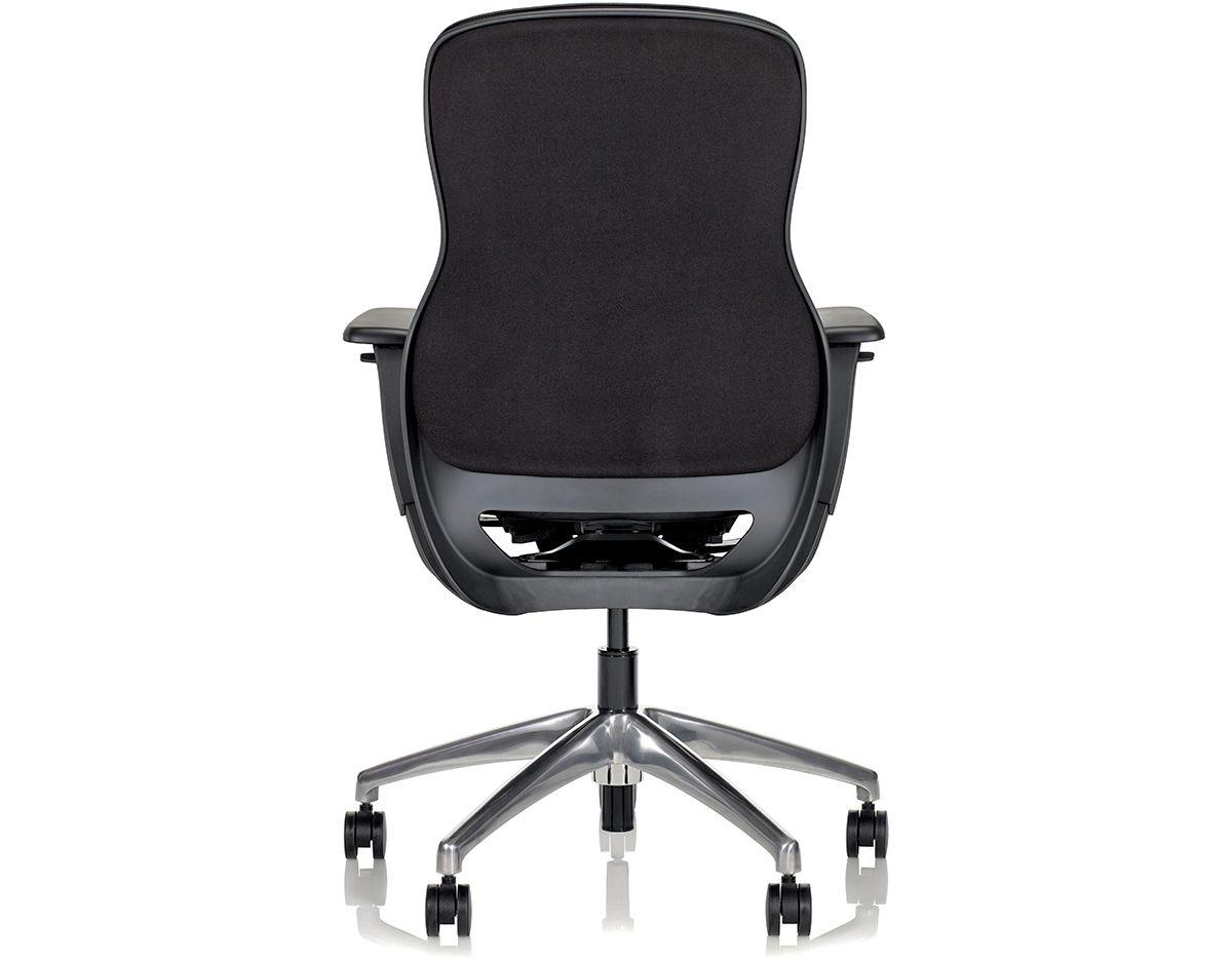 Regeneration Fully Upholstered Work Chair Hivemodern Com