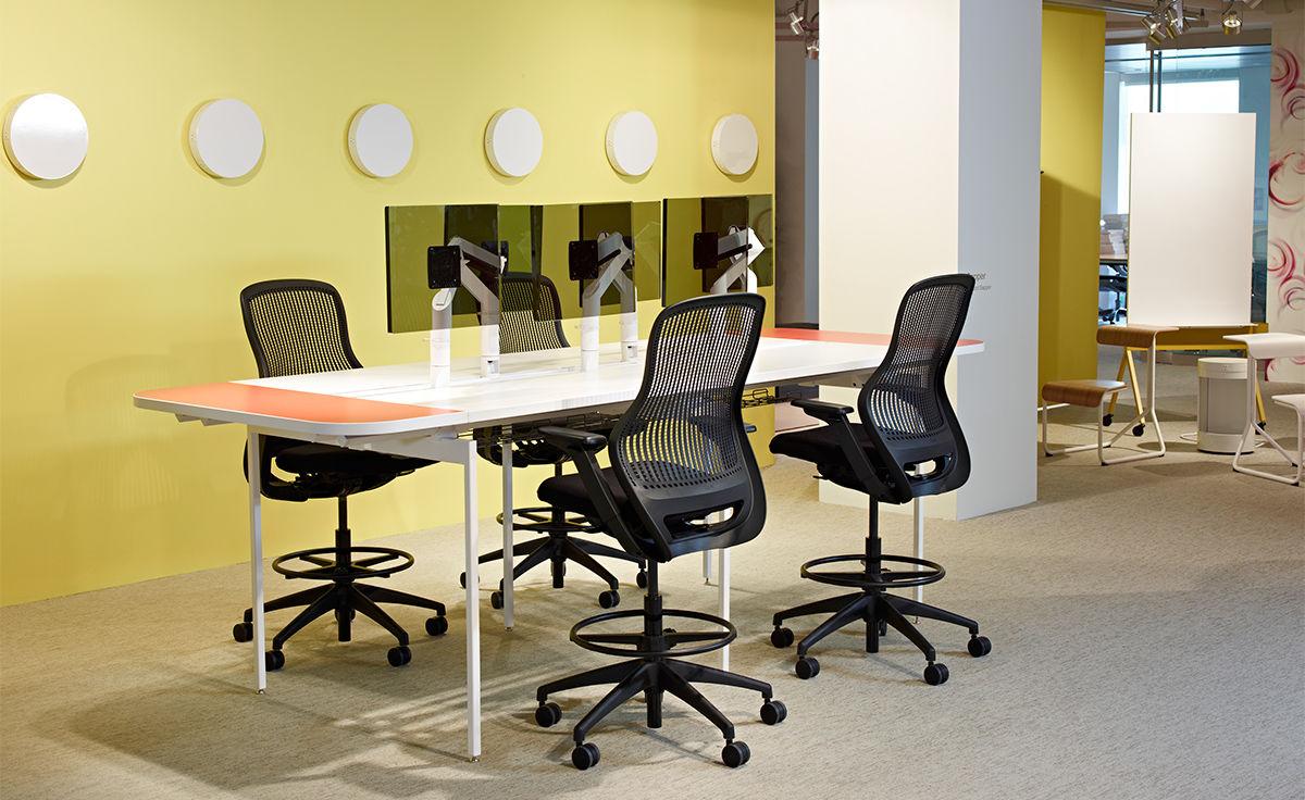 Regeneration High Task Stool hivemoderncom : regeneration high task stool formway knoll 4 from hivemodern.com size 1200 x 736 jpeg 170kB