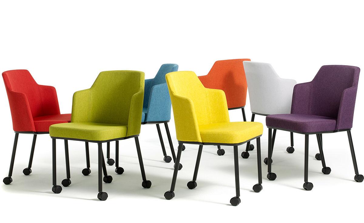 Remix 174 Side Chair Hivemodern Com