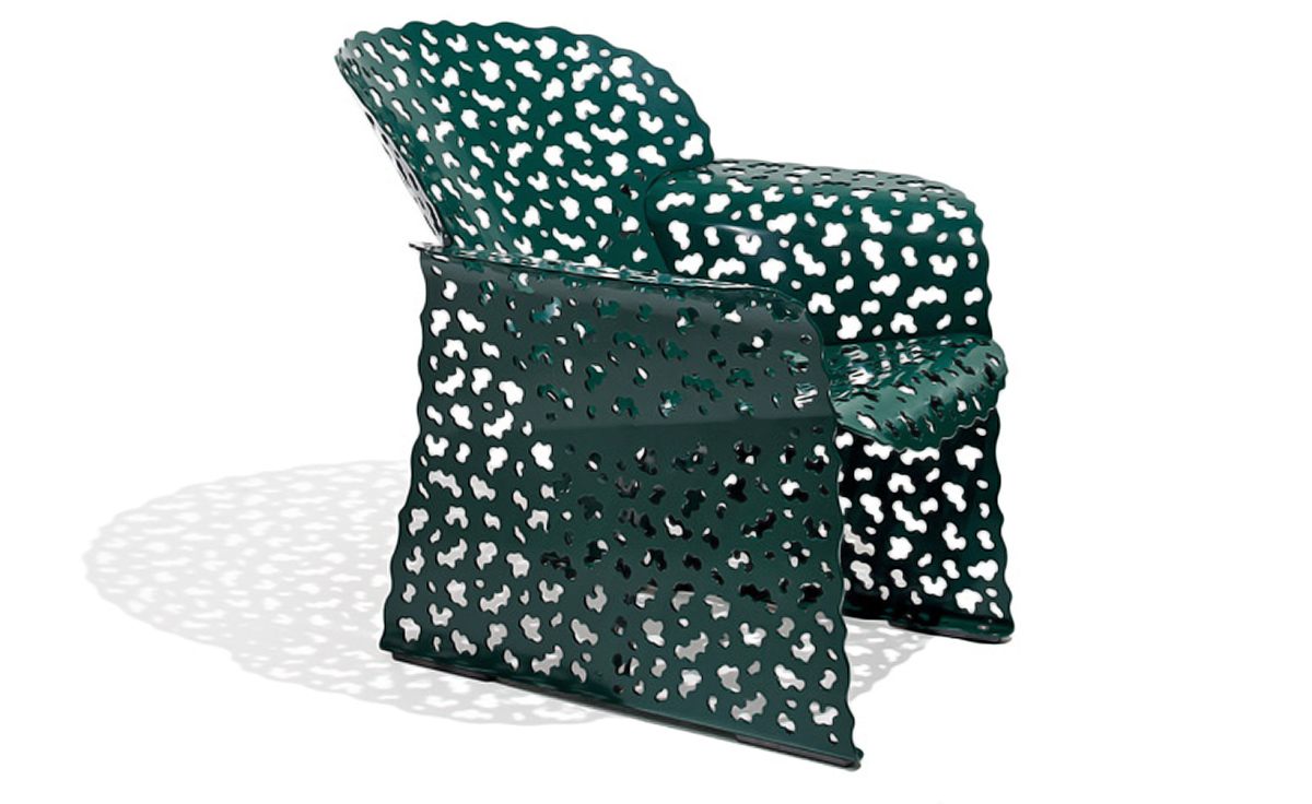 Richard Schultz Topiary 174 Lounge Chair Hivemodern Com
