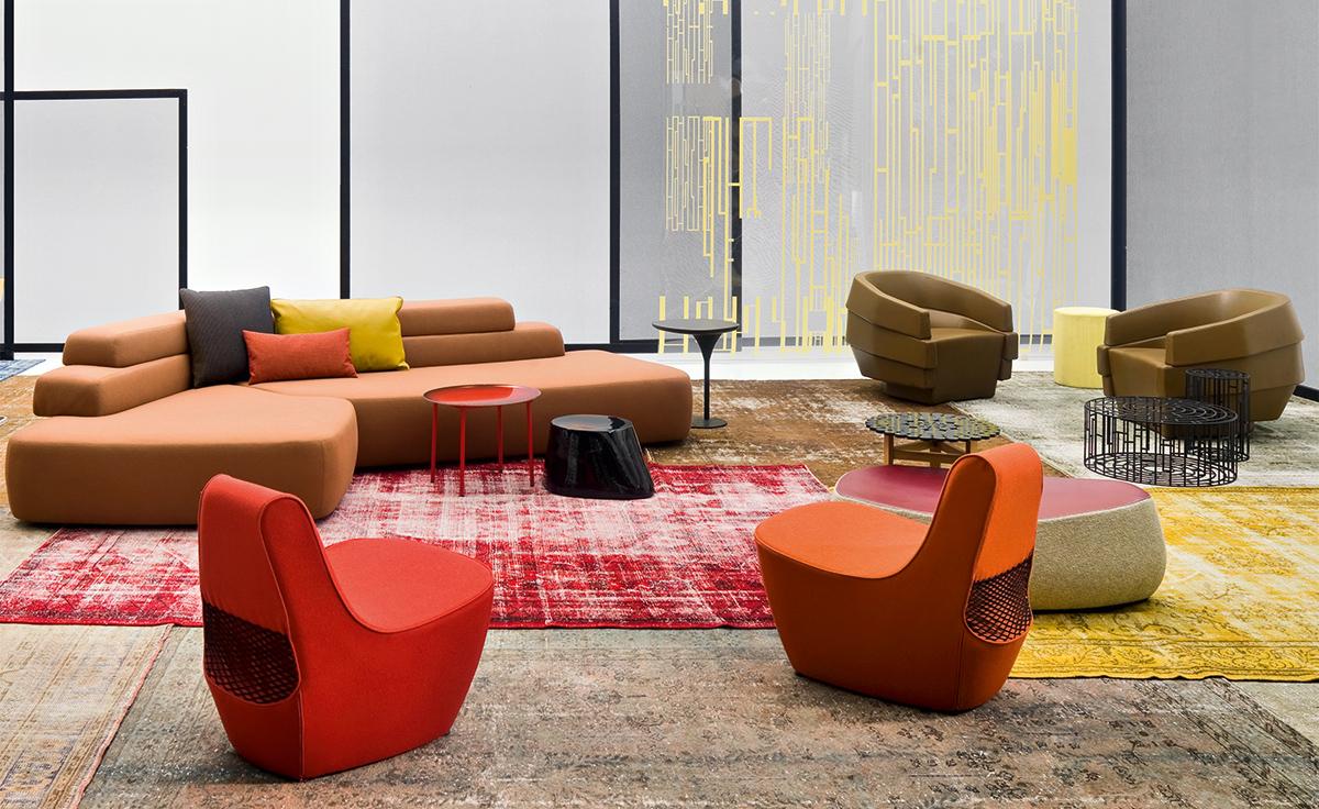 Rift Composition Sofa