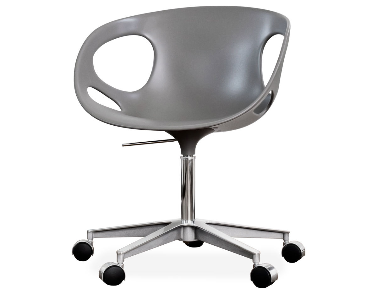 Superieur Rin Swivel Task Chair With No Upholstery