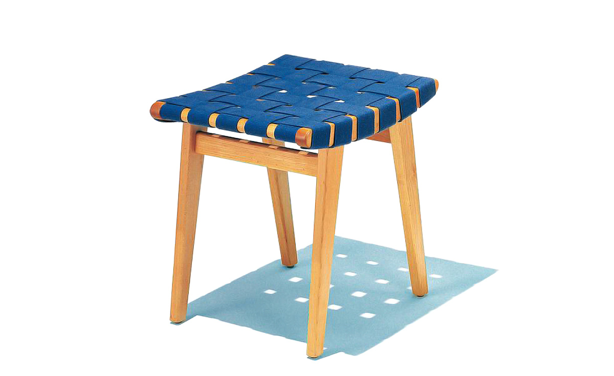 Risom Low Stool Hivemodern Com