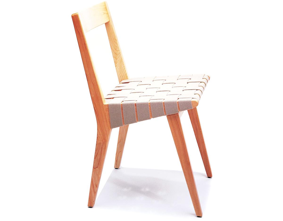 Risom Side Chair Hivemodern Com