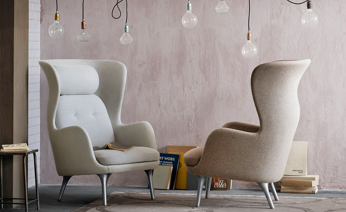 Ro Lounge Chair Hivemodern Com