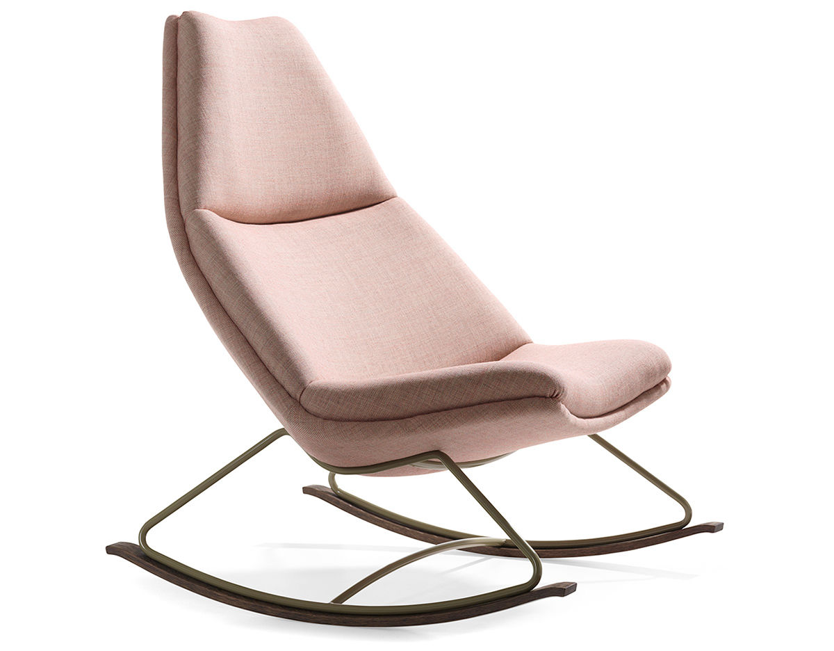 Rocking Chair F510 Hivemodern Com