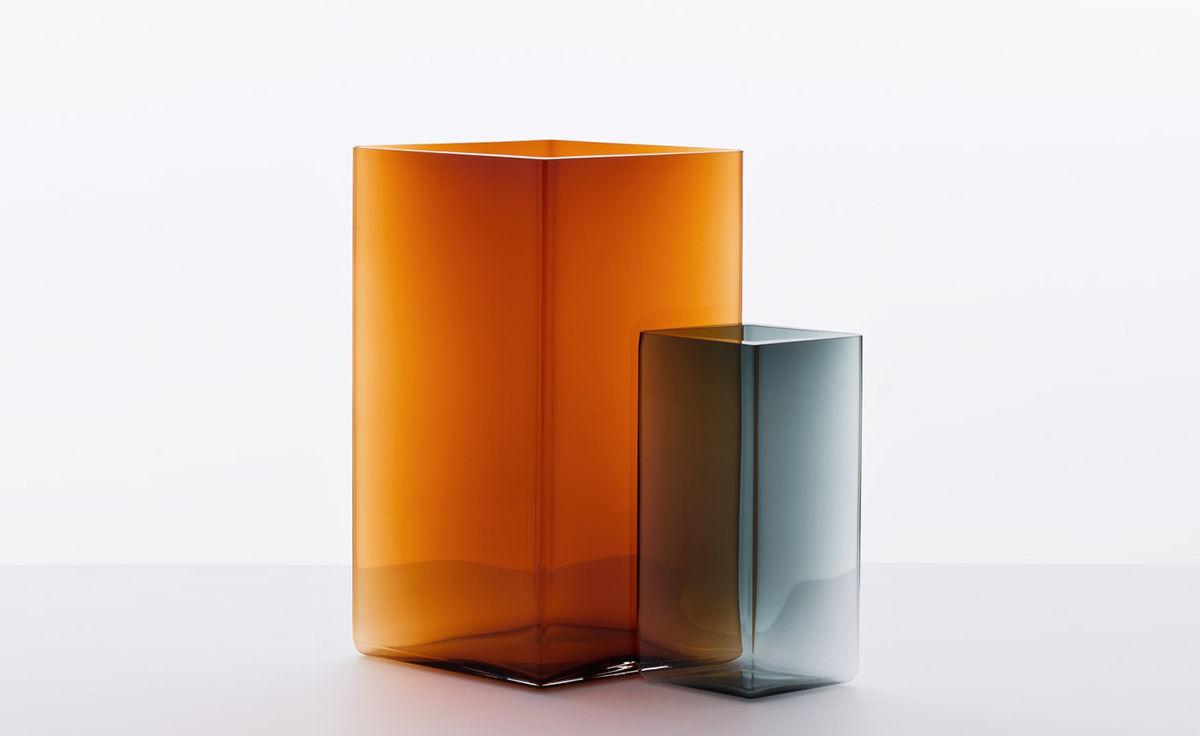 ruutu 10 inch tall vase. Black Bedroom Furniture Sets. Home Design Ideas