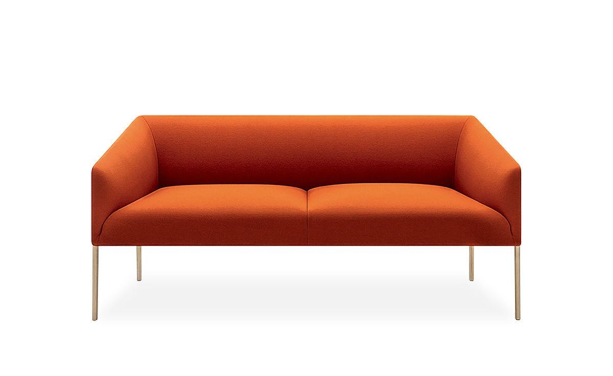 Saari Two Seat Sofa Hivemodern Com