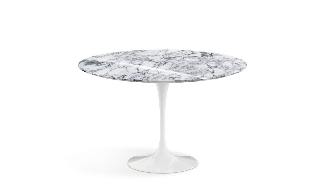 Table basse ovale knoll saarinen - Saarinen table ovale ...
