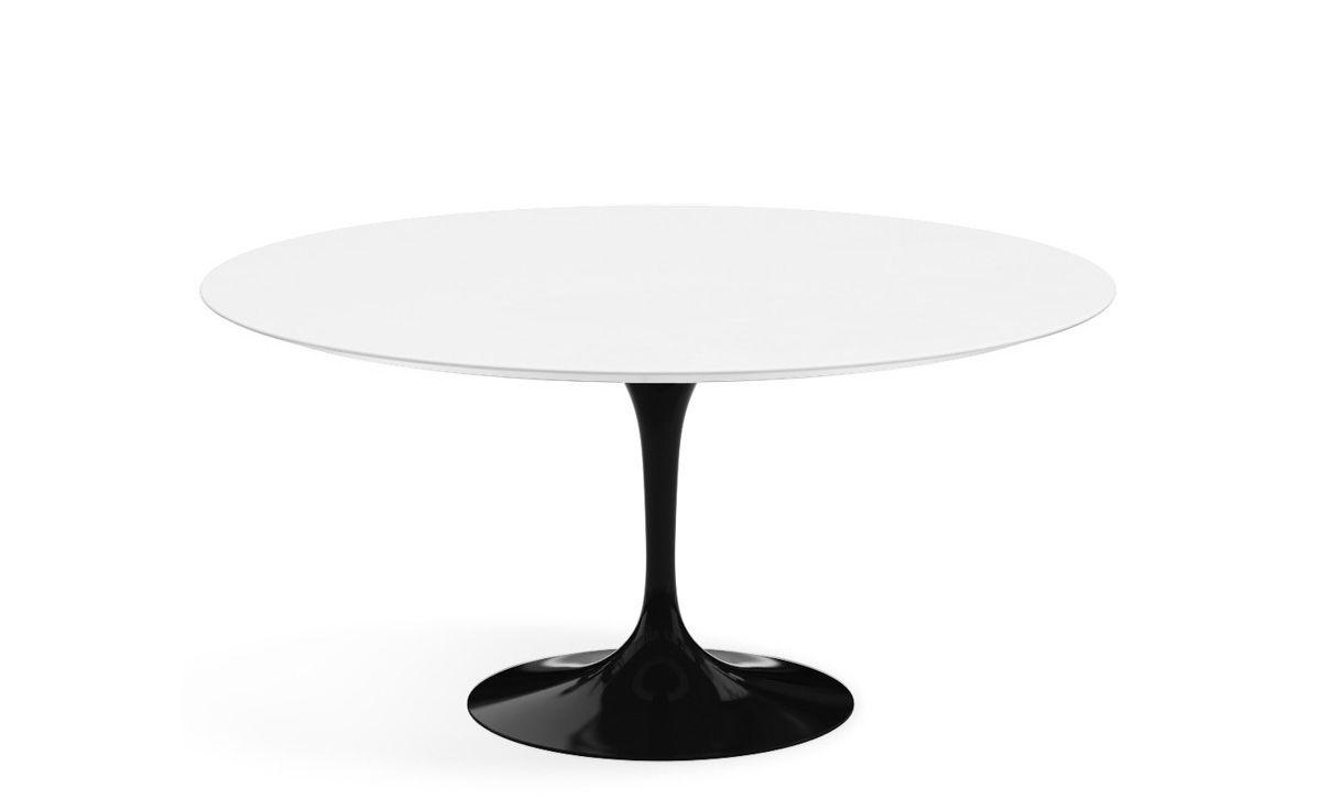 Saarinen Dining Table Laminate Top Hivemodern Com