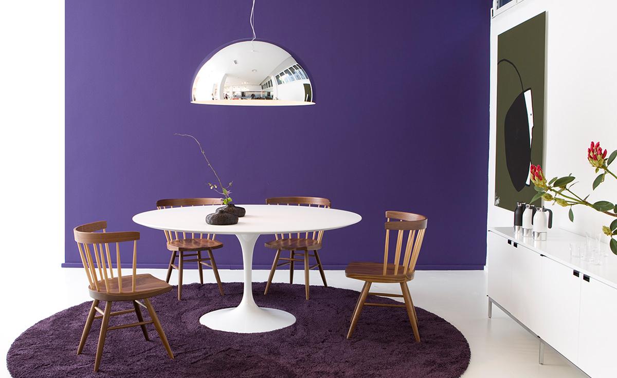 Fonkelnieuw Saarinen Dining Table Laminate Top - hivemodern.com PC-58