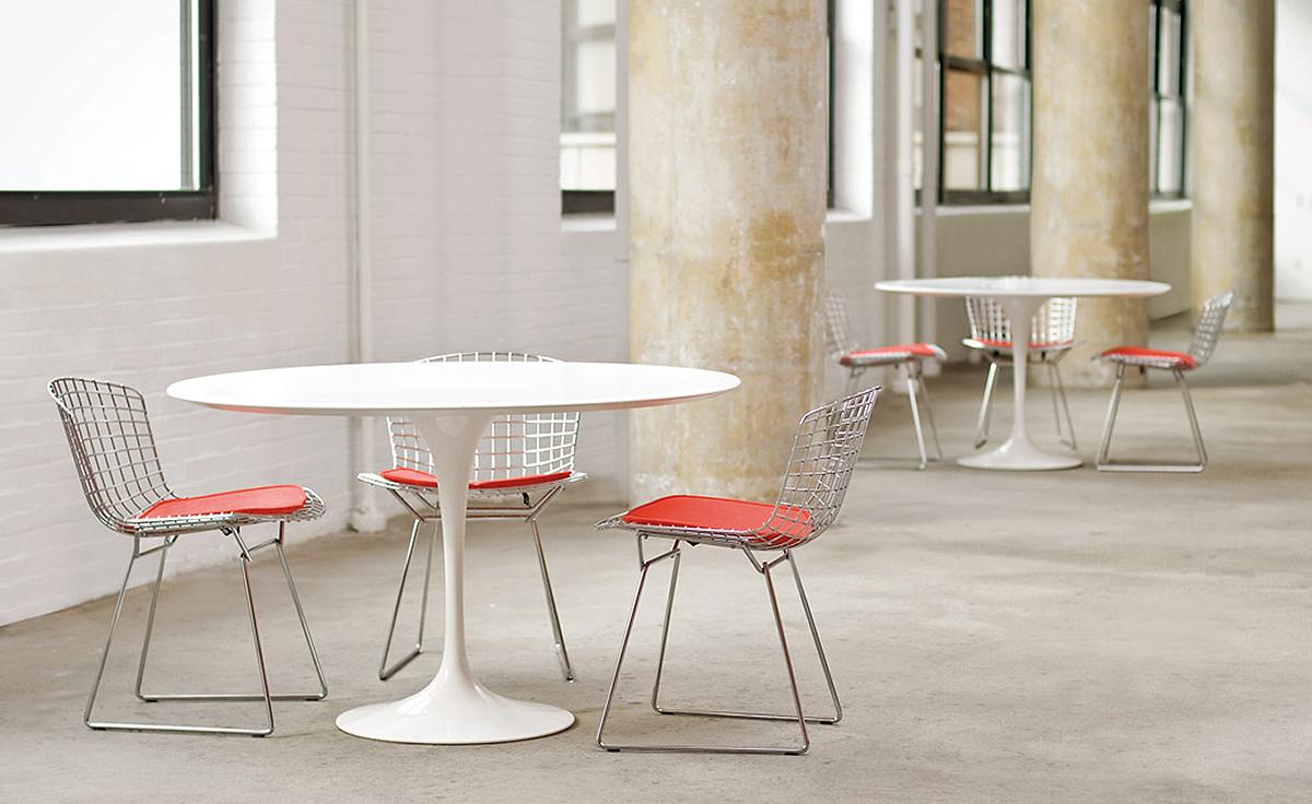 Goede Saarinen Dining Table Laminate Top - hivemodern.com UI-42