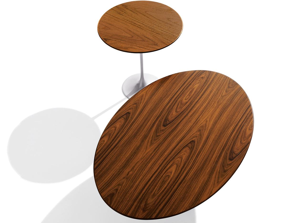 Knoll Saarinen Tulip Table OvalReplica Eero