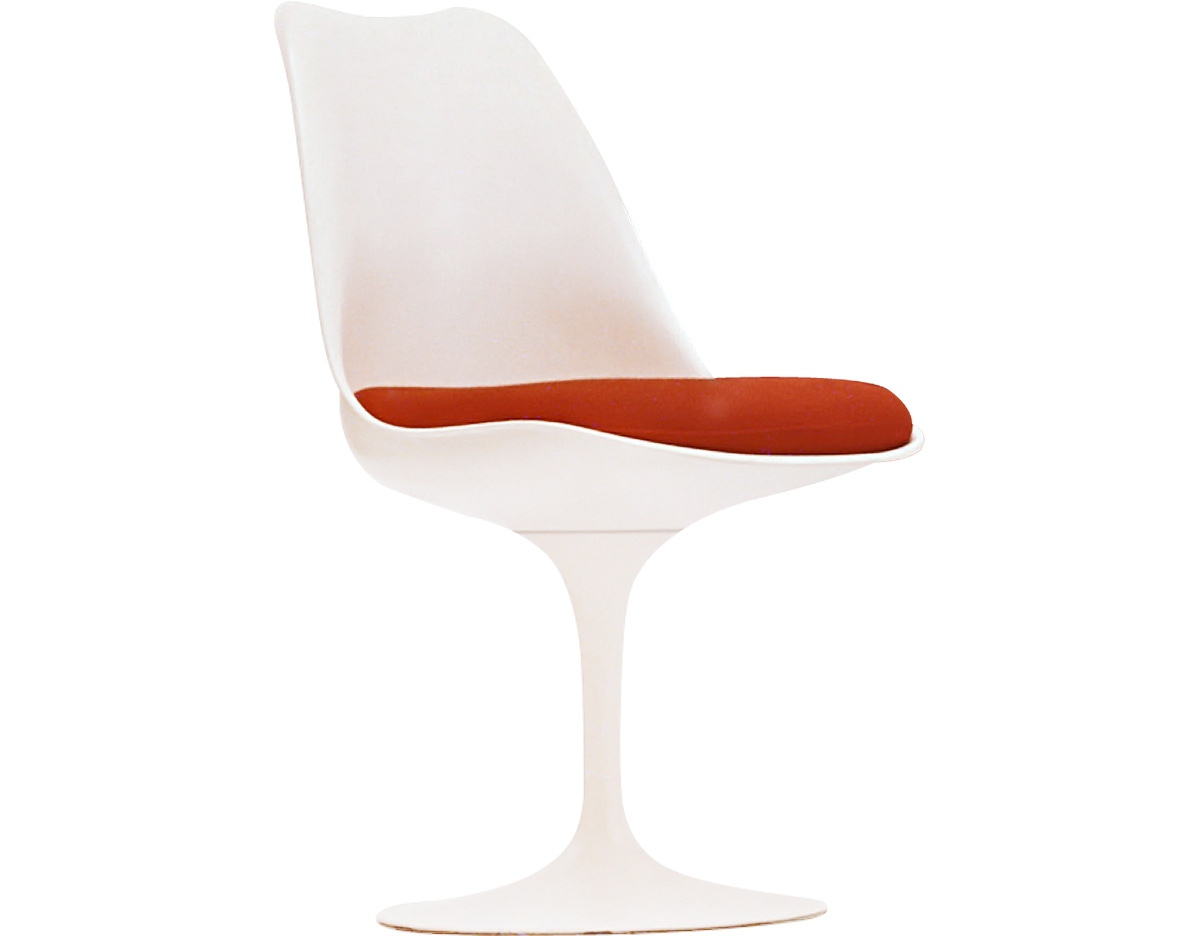 saarinen white tulip side chair. Black Bedroom Furniture Sets. Home Design Ideas