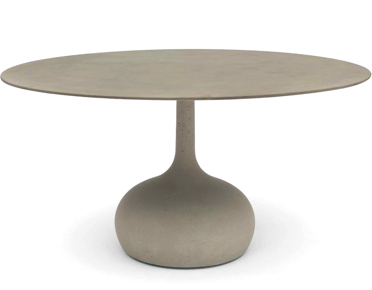 Teak folding table 200f hivemodern com - Saen 1400 Round Table Alias
