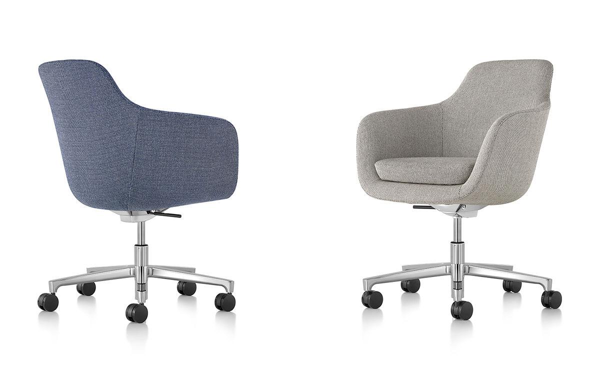 saiba mid back multitask chair