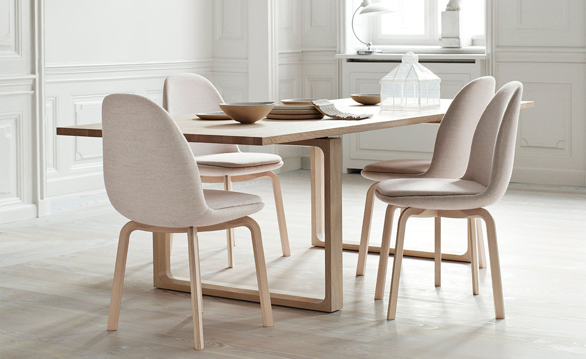 Sammen dining chair for Dining designer chairs