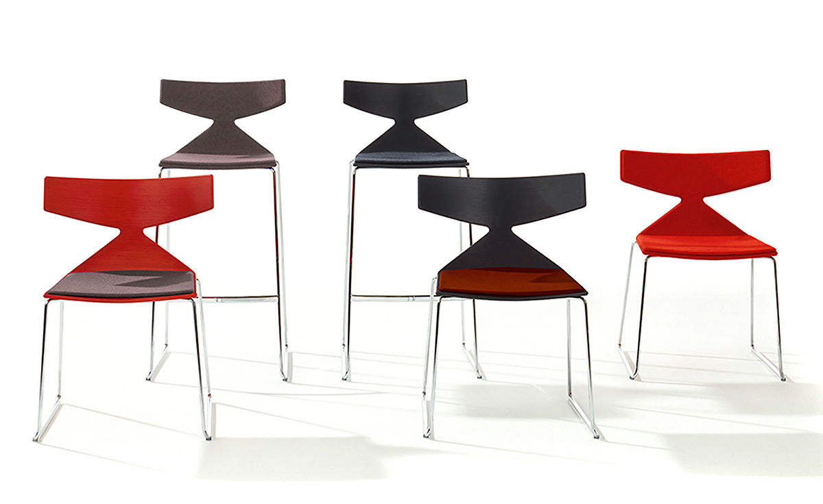 Fabulous Saya Sled Base Chair - hivemodern.com BT59