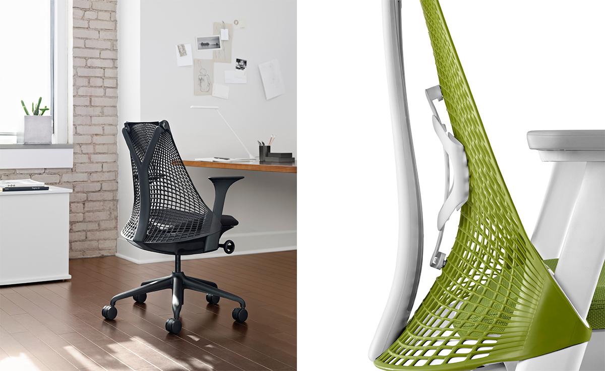 Sayl Chair sayl task chair - hivemodern