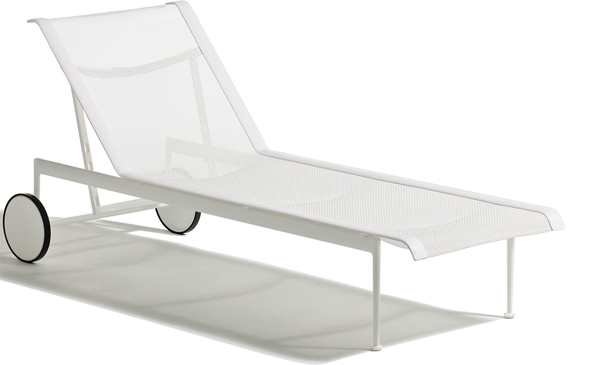 schultz adjustable chaise lounge  hivemoderncom - overview