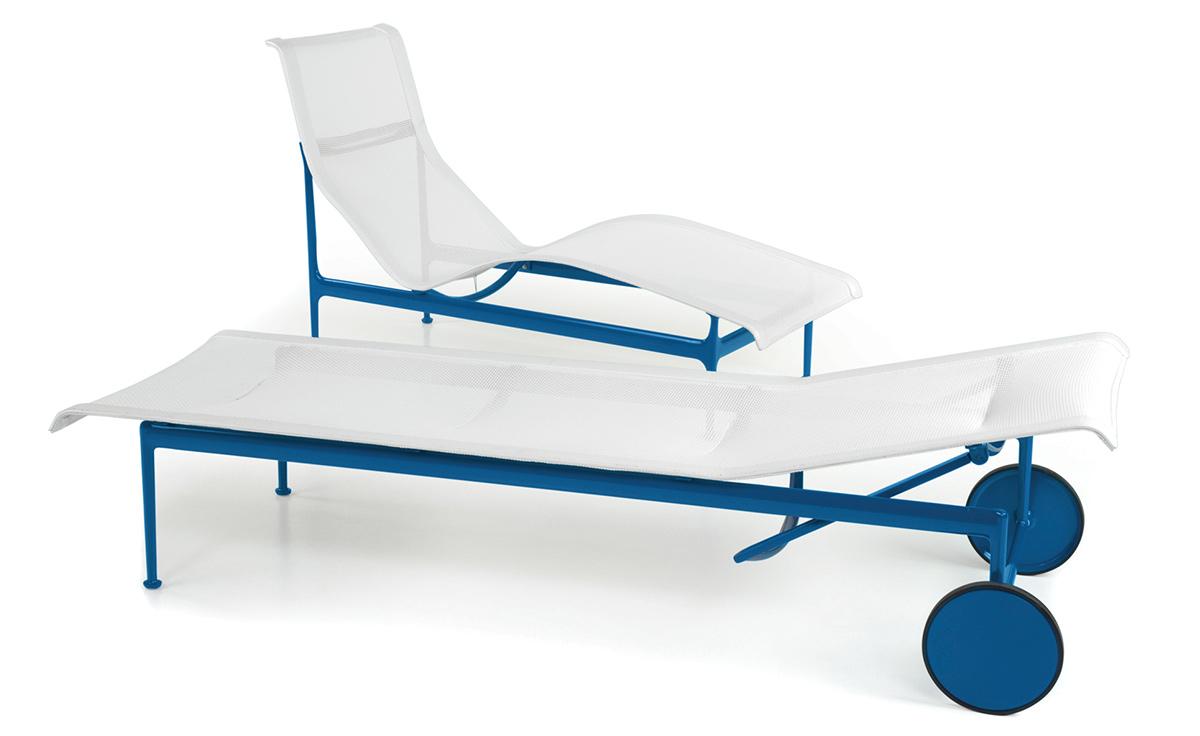 Schultz Adjustable Chaise Lounge