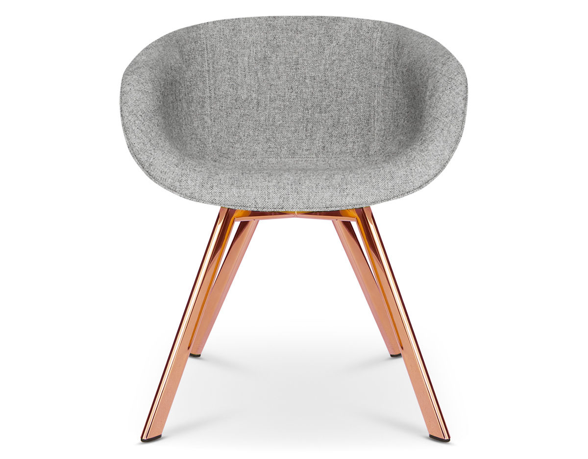 Super Scoop Low Back Chair With Steel Legs Gmtry Best Dining Table And Chair Ideas Images Gmtryco