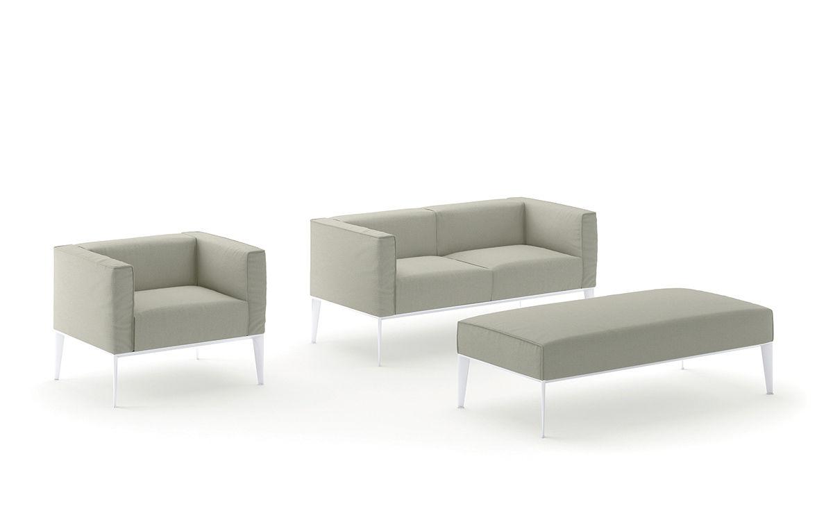Sean Two Seat Sofa Hivemodern Com
