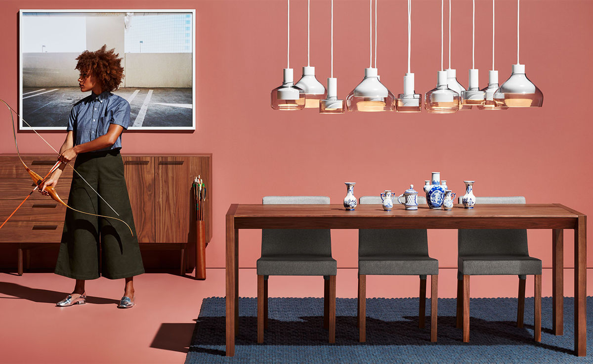 Second Best Extension Dining Table Hivemodern Com