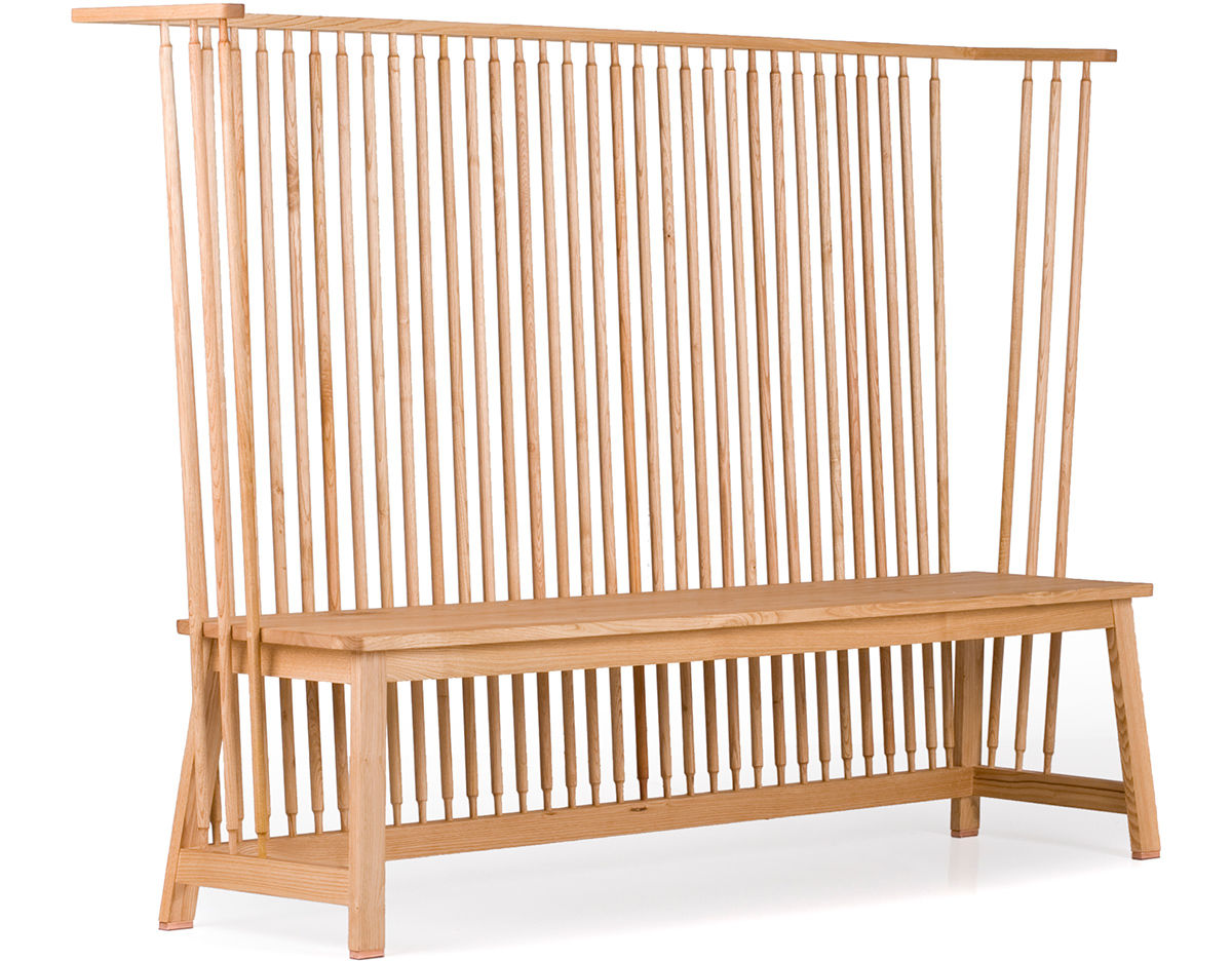 Settle Bench 446